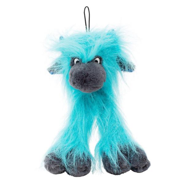 Hundeplüsch BigHead Blue