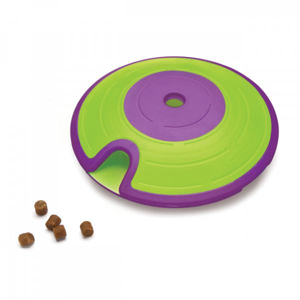 Dog Twister - Level 3 - lila/grün
