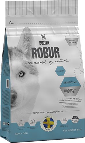 Robur Sensitive Grain Free Reindeer