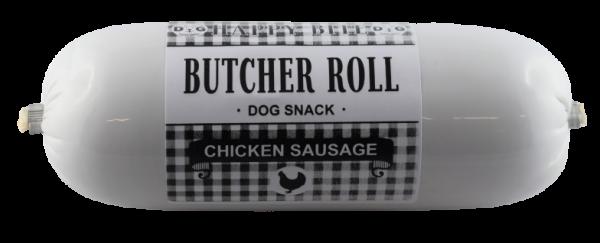 Butcher Roll aus 97% Truthahn 400g
