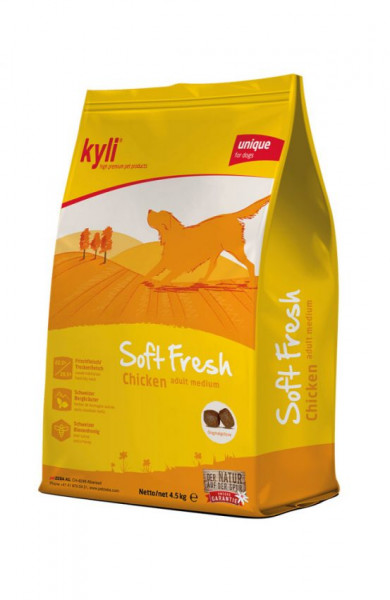 kyli Soft Fresh Chicken adult med.