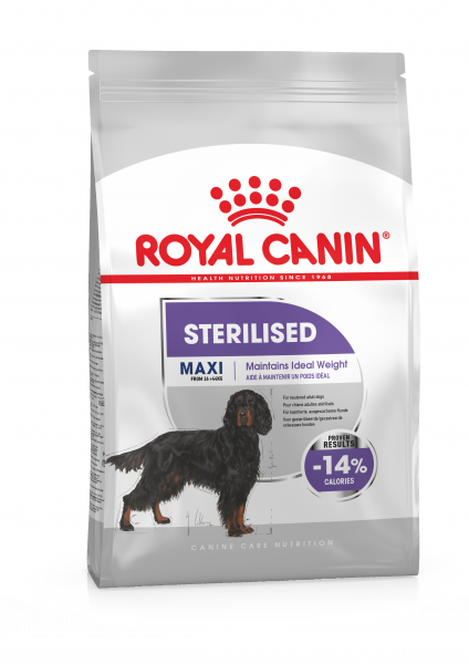 Royal Canin Sterilised Maxi 9kg