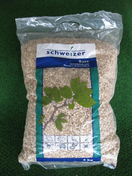 Buchenholzchips 5kg
