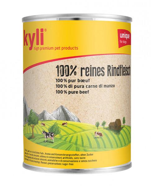 100 % Reines Rindfleisch