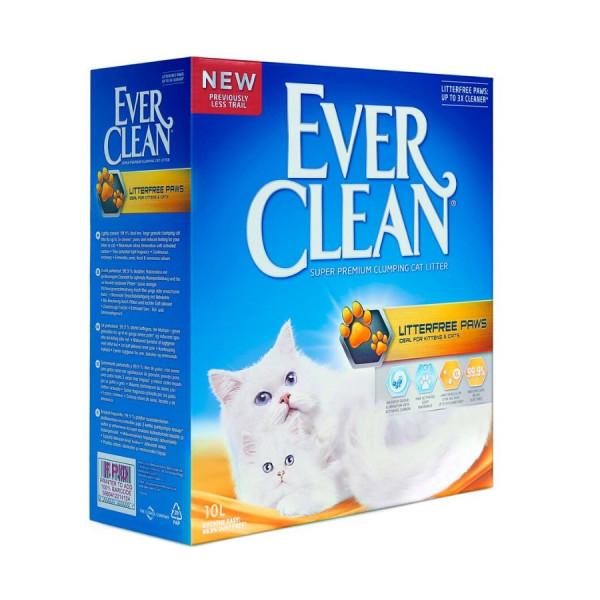 Everclean Litterfree Paws Katzenstreu 10 l