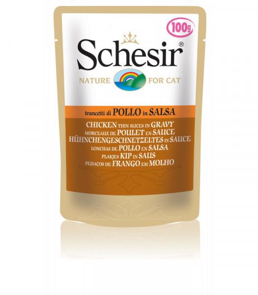 Shesir Hühnchengeschnetzeltes in Sauce 100g
