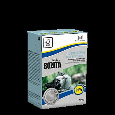BOZITA SENSITIVE DIET & STOMACH 190g