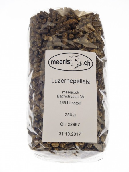 Luzernepellets