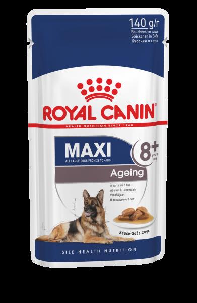 Royal Canin Maxi Ageing 8+ 10 x 140g