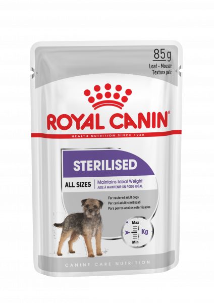 Royal Canin Sterilised 12 x 85g