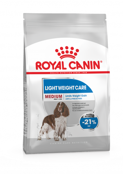 Royal Canin Light Weight Care Medium