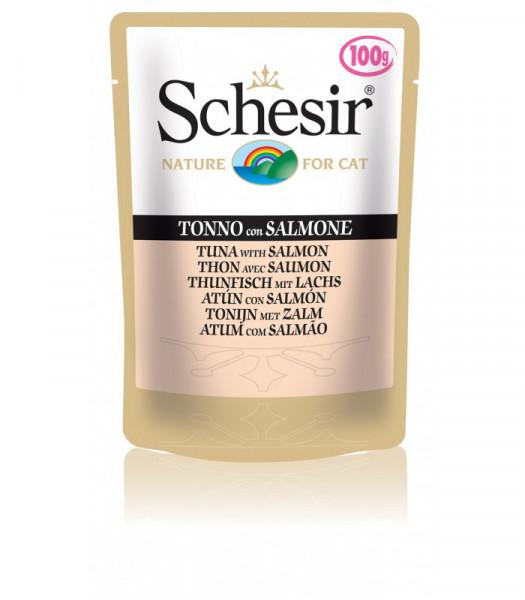Shesir Thunfisch mit Lachs 100g
