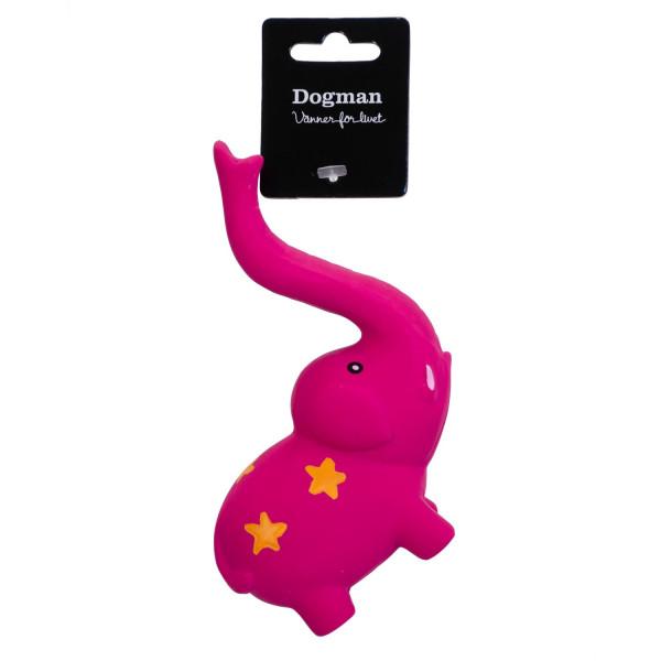 Hundelatex Elefant