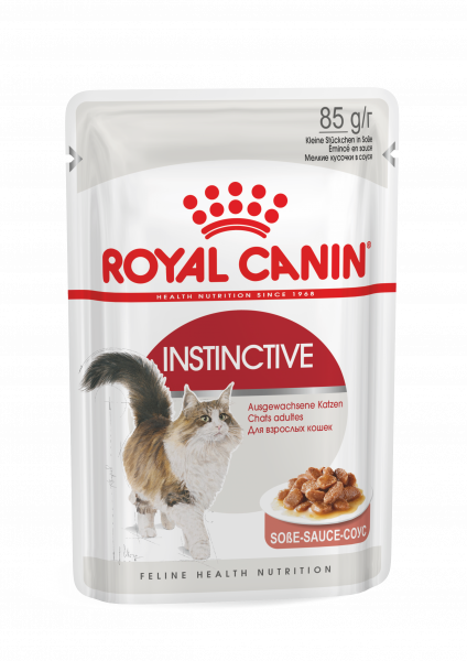 Royal Canin Instinctive (Sauce) 12 x 85 g