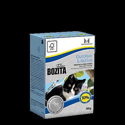 BOZITA OUTDOOR & ACTIVE 190g