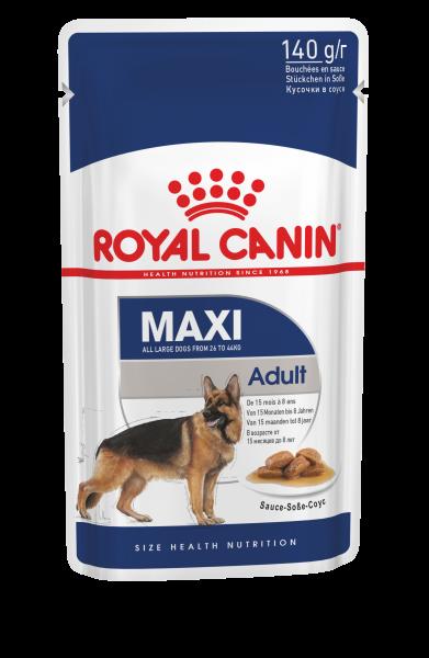 Royal Canin Maxi Adult 10 x 140g