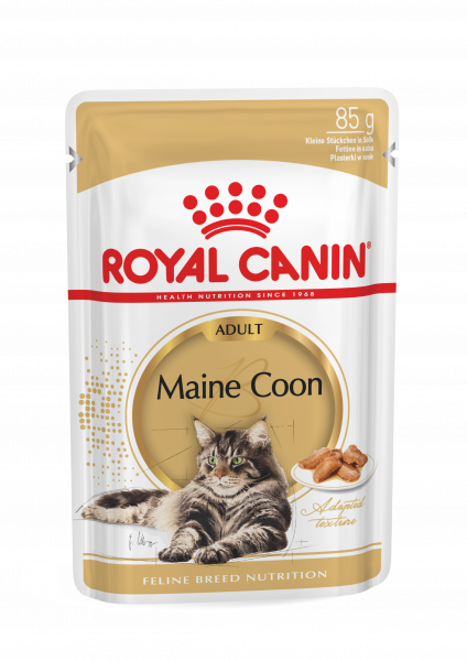 Royal Canin Maine Coon (Sauce) 12 x 85g