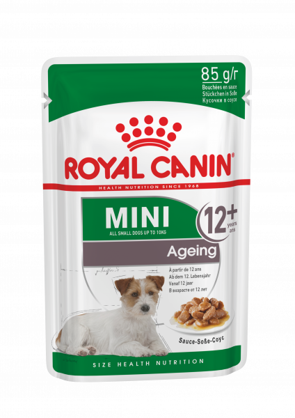 Royal Canin Mini Ageing 12+ 12 x 85g