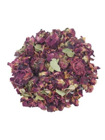 Rosenblüten Rot