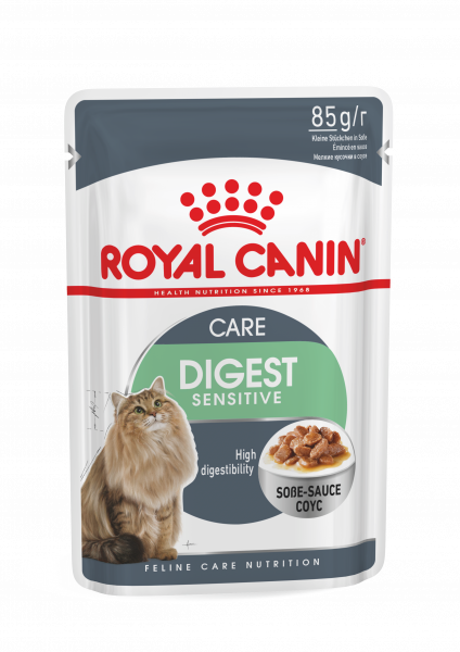 Royal Canin Digestive Care (Sauce) 12 x 85g