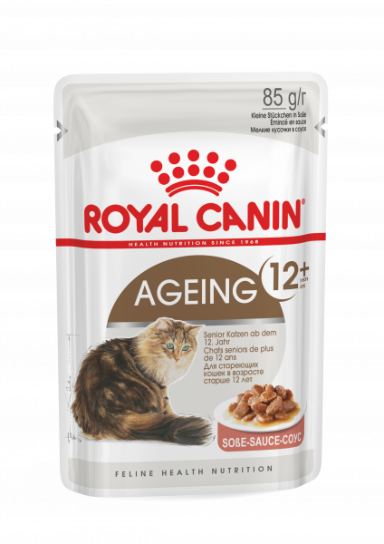 Royal Canin Ageing 12+ (Sauce) 12 x 85g