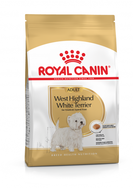 Royal Canin Wes Highland wihte
