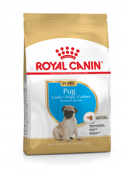 Royal Canin Mops / Carlin Junior 1,5kg